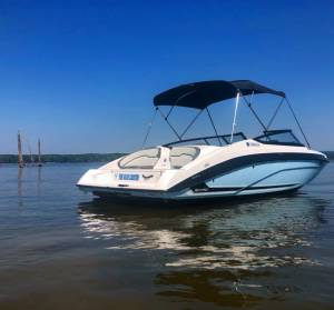 2019 Yamaha SX190 Boat Lettering from Steven G, NC