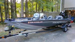 2019 Tracker Pro Team 190 TX Boat Lettering from James B, GA