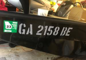 2020 G3 1710 Boat Lettering from Jeremy G, GA