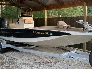 2019 Xpress H22B Boat Lettering from Jeffery W, LA