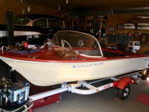 1965 Starcraft Bahama  Runabout boat Lettering from John  K, NE