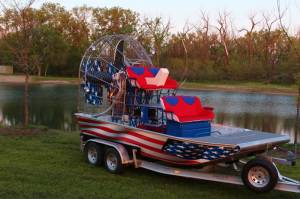 Airboat American Flag Wrap-1
