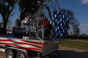 Airboat American Flag Wrap-4