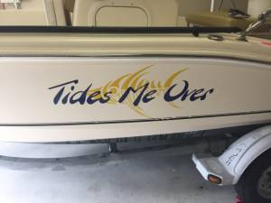 Boat Decal Smith