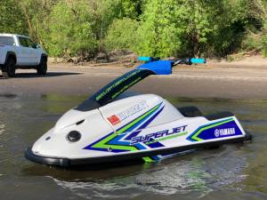 Yamaha Superjet Jet Ski Lettering from Ryan B, OR