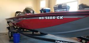 2018 Tracker 175 TXW Boat Lettering from Michael B, MO