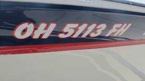 Boat Decals for MIchael